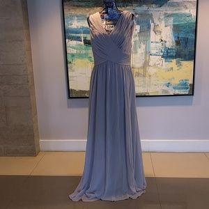 ⚡ FLASH SALE⚡ Chiffon Graphite size 12 & 16 dress